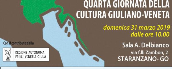 Quarta Giornata della Cultura Giuliano-Veneta