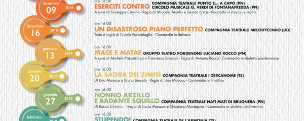 20° Rassegna Regionale di Teatro Popolare