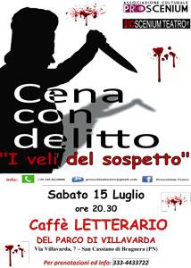 Cena con delitto-Proscenium Teatro