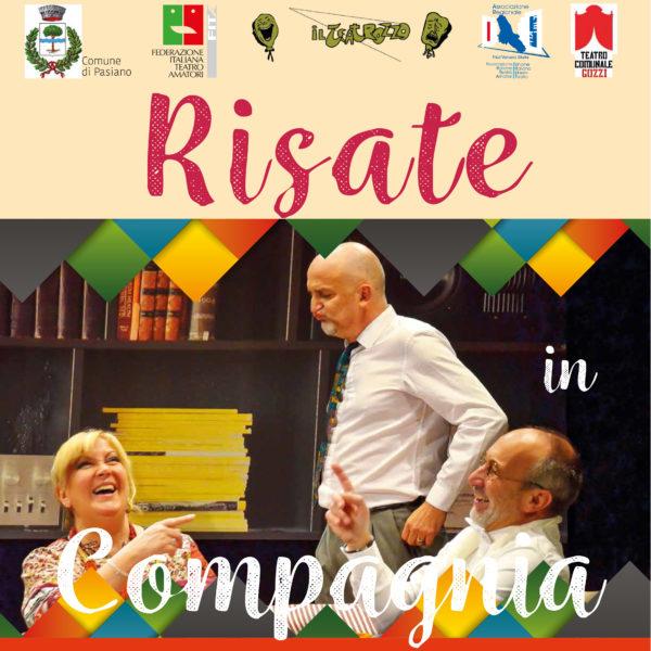 Risate in compagnia – Teatro Gozzi di Pasiano