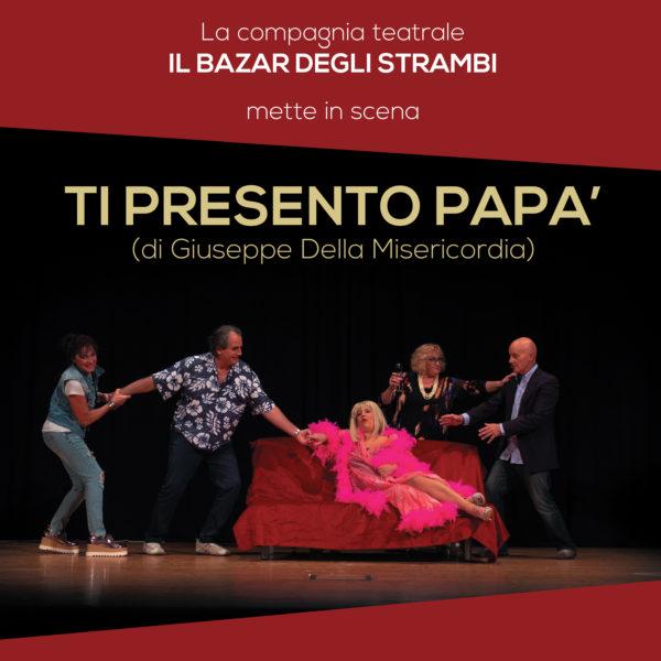 15 marzo 2020 – Sostituzione – Rassegna Regionale di Teatro Popolare