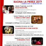 BUONA LA PRIMA 2019