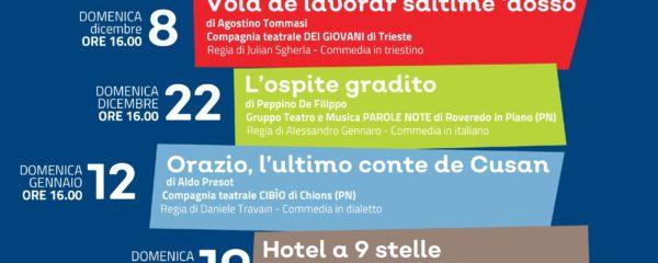 21° Rassegna Regionale di Teatro Popolare annulla date