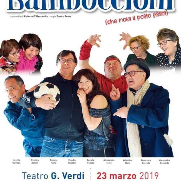 Bamboccioni – Teatro delle Piramidi