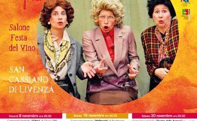 Teatro D'autunno San Cassiano (PN)