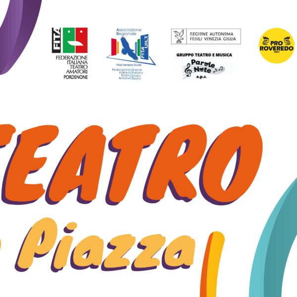 Teatro in piazza